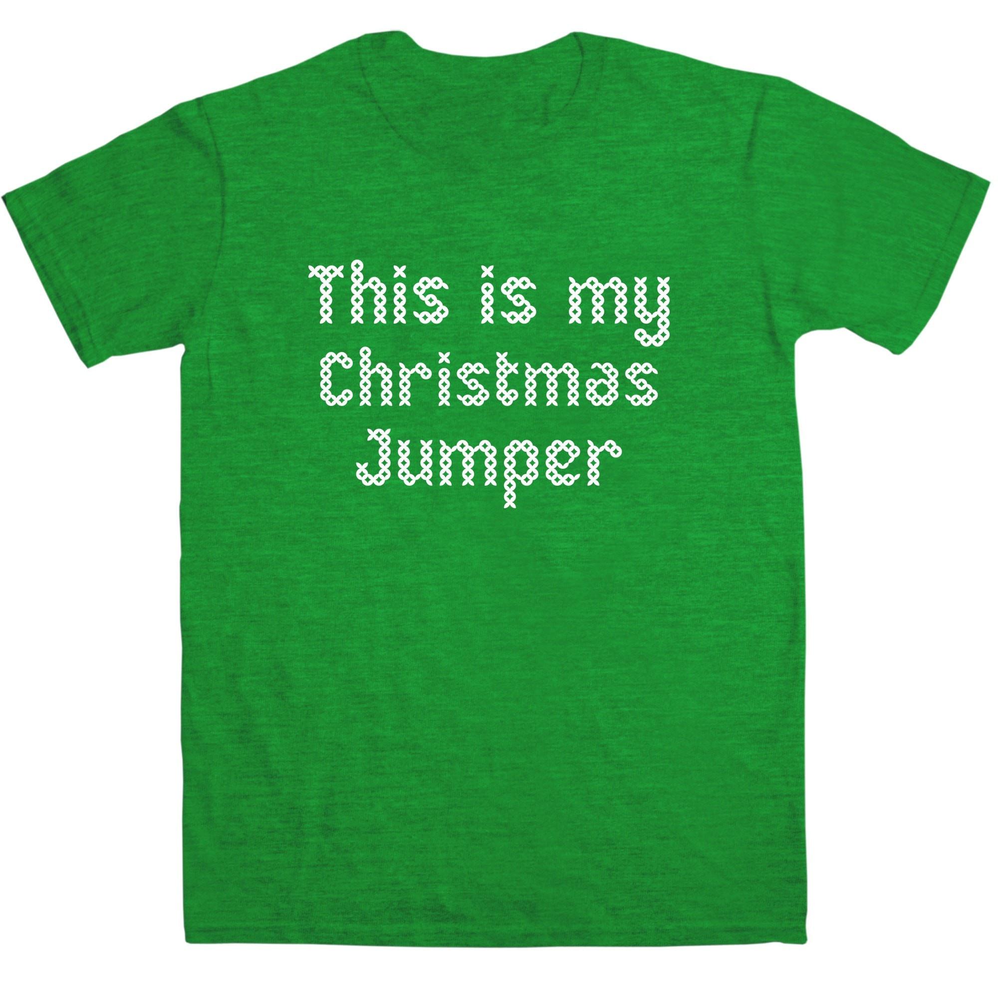Christmas Jumper T-shirt