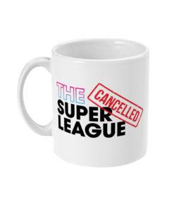 The European Super League Cancelled Mug
