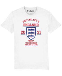 Southgate's England Tackling Insomnia