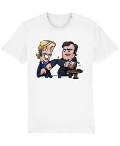 HappyToast Nudge Nudge T-shirt
