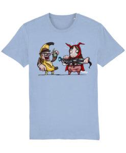 HappyToast Bottom Halloween T-shirt
